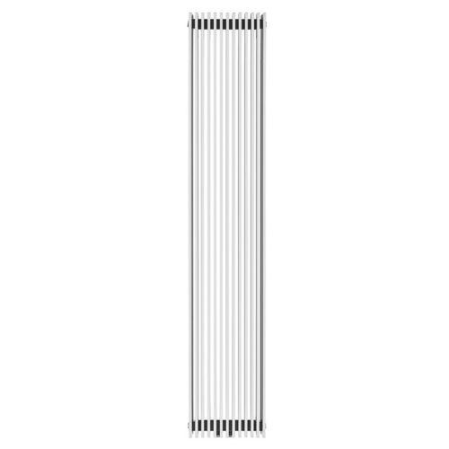 Grzejnik łazienkowy Afro New 160x30 cm, biały matowy