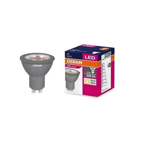 Żarówka LED 3,6W GU10 350lm 36st neutralna biała