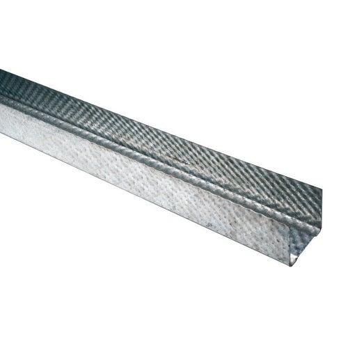 Profil do suchej zabudowy sufitowy przyścienny UD27 Budmat 28.2/26x4000 mm, 0.5 mm