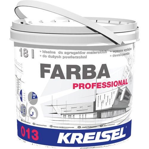 Kreisel Professional farba obiektowa biała 18L