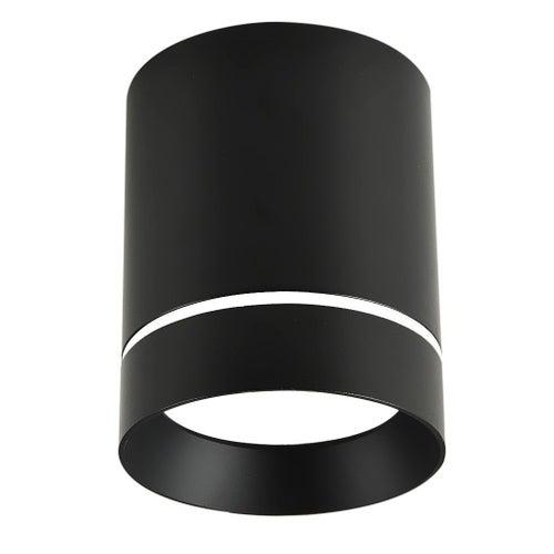 Oprawa tuba 15W GU10 czarny