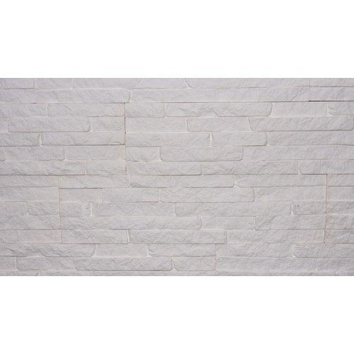 Kamień dekoracyjny Opal, biały 0.47m2