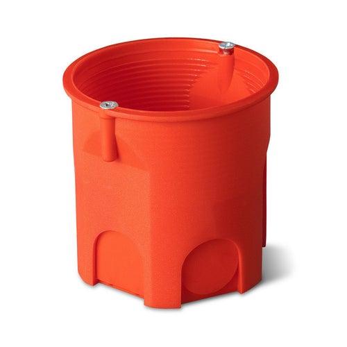 Puszka podtynkowa PK60 LUX głęboka z wkrętami Ø 60mm