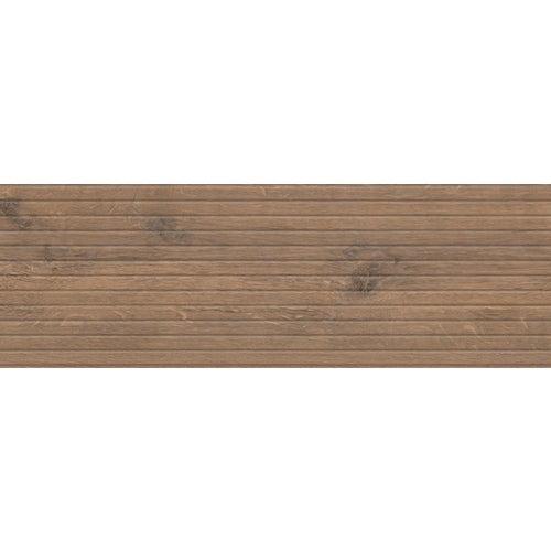 Dekor ścienny Kalahari Wood struktura 25x75 cm