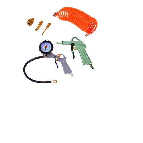 Zestaw akcesoriów pneumatycznych Stanley, 6 sztuk