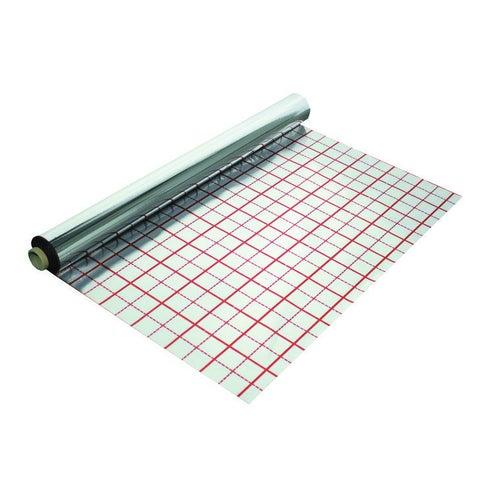 Folia do ogrzewania podłogowego 0,105 mm 1 mb