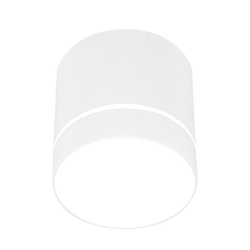 Oprawa tuba 15W GU10 biały