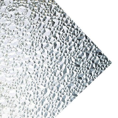 Płycina punkty diamentowe przejrzyste 142 x 54 x 2.5