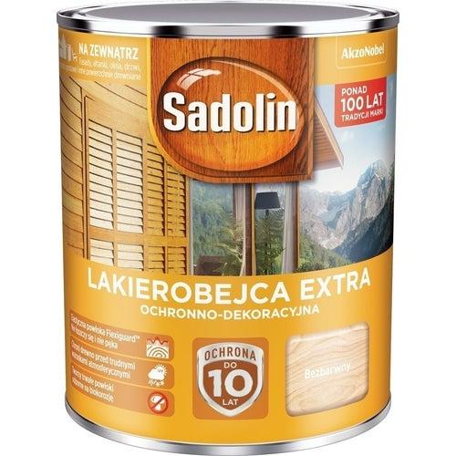 Lakierobejca Sadolin Extra bezbarwny 0,75l