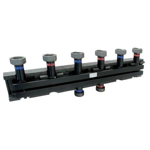 Rozdzielacz KSV 125-3 HW 70 kW dla trzech obiegów pompowych (77311)