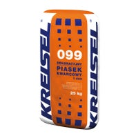 Piasek kwarcowy suszony Kreisel 25 kg