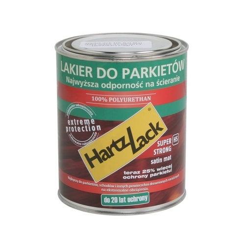 Lakier HartzLack satyna mat 0,75ml