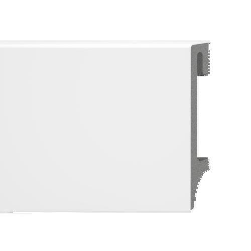Listwa przypodłogowa Espumo 401 2500x10016 biała