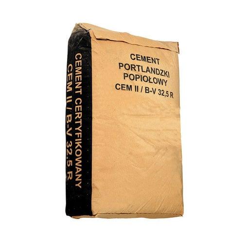 Cement portlandzki Ożarów Sprawny CEM II/B-V 32,5R 25 kg