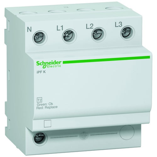 Ogranicznik przepięć IPF40 3P+N typ T2 (klasa C) A9L15688 Schneider