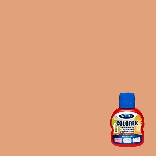 Pigment do kolorowania Śnieżka Colorex beżowy 122 ml