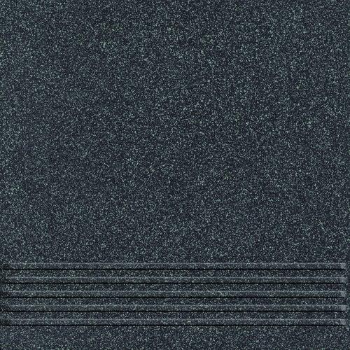 Stopnica Sól i Pieprz SP15 czarna 30x30 cm