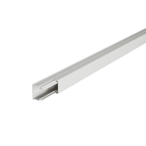 Listwa kablowa LN 16x16mm biała z taśmą samoprzylepną 2m