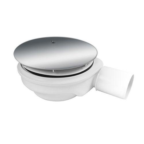 Syfon brodzikowy Speed 2 fi90 mm, 50mm 42l/min czyszczenie z góry nakładka ABS chrom