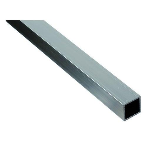 Rurka prostokątna stal nierdzewna 1000x15x15x1.5 mm