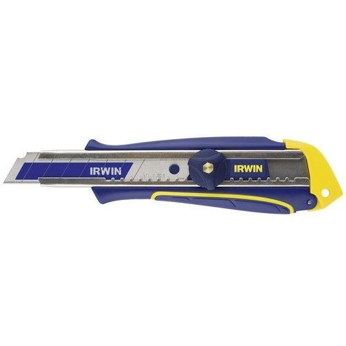 Nóż łamany z pokrętłem 18 mm