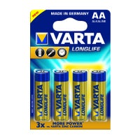 Bateria Varta Longlife LR6 (AA) 1,5V 4szt