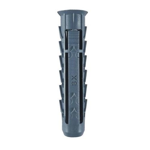 Kołek rozporowy fi 6 z wkrętem 3.0x30 mm (100 szt.)
