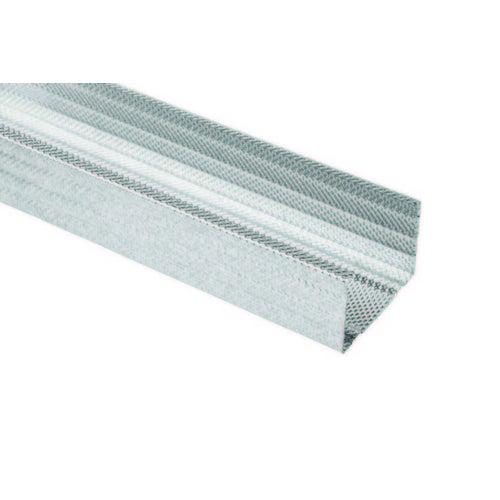 Profil do suchej zabudowy ścienny CW75 Rigips Ultrastil 73.8/51/48x2600 mm, 0.6 mm
