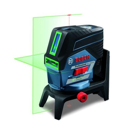 Laser krzyżowo-punktowy GCL 2-50 CG + uchwyt RM 2 Bosch