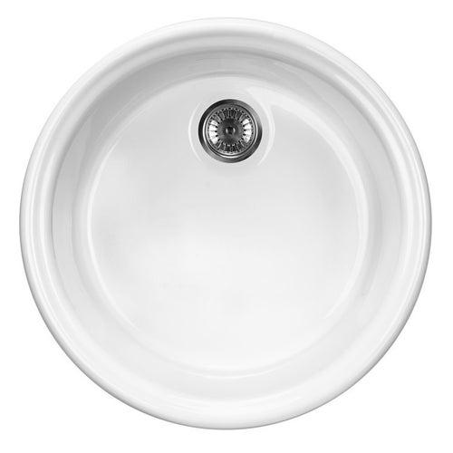 Zlewozmywak ceramiczny Deante Lusitano 44.5x44.5 cm ZCL_6803
