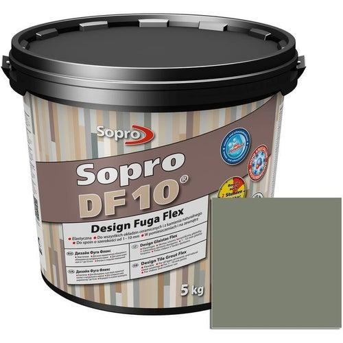 Fuga DF10 Design Flex 14 betonowo- szary 5 kg