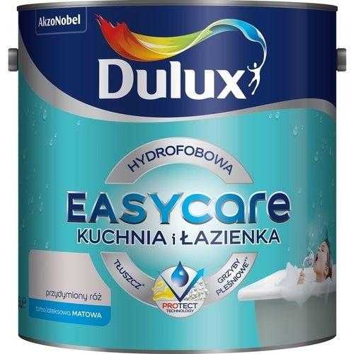 Farba Dulux EasyCare Kuchnia & Łazienka przydymiony róż 2,5l