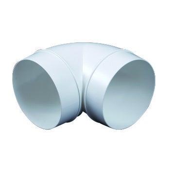 Kolano kanału okrągłego fi 150 90st KO150-23