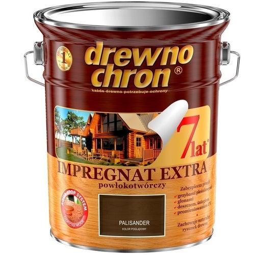 Impregnat Drewnochron Extra palisander 4,5l