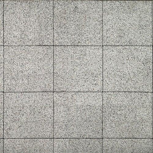 Płyta ogrodowa Certus Focus 30 jasnoszary granit gr. 6 cm płukana wym.30x30 cm