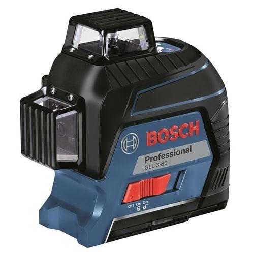 Laser płaszczyznowy GLL 3-80 Bosch