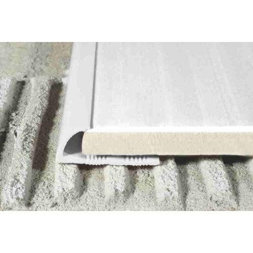Listwa krawędziowa P53 biała 250 cm x 8 mm