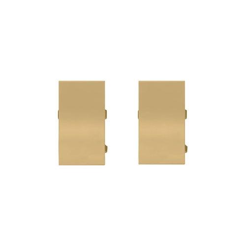 Komplet łączników LB 23 drewno retro/ dąb arlington