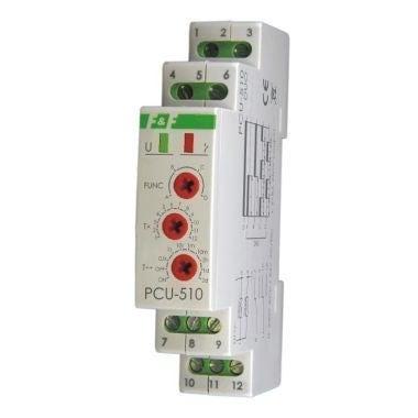 Przekaźnik czasowy PCU-510 DUO F&F