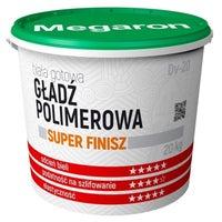 Gładź szpachlowa Megaron Super Finisz 20 kg