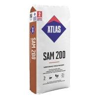 Podkład podłogowy Atlas SAM 200, CA-C16-F5 25 kg, samopoziomujący, 25-60 mm