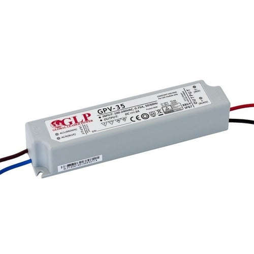 Zasilacz HQS LED 35W 24V IP67 hermetyczny