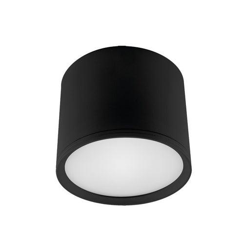 Oprawa sufitowa Rolen LED 10W 840lm 4000K czarna