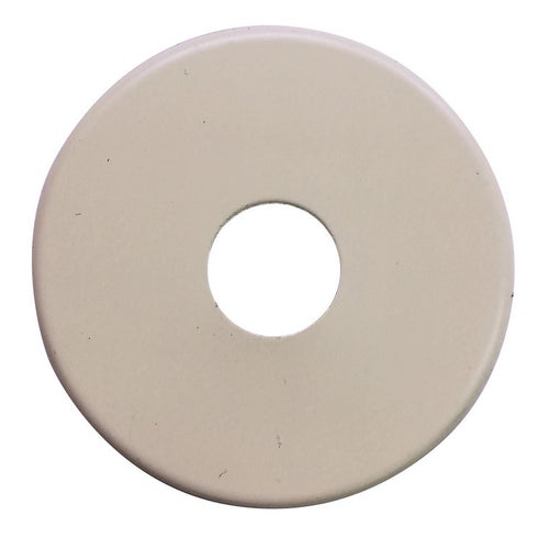 Rozeta maskująca pojedyncza 16 mm biała