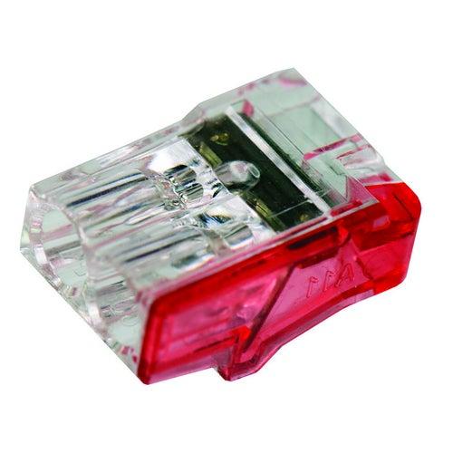 Szybkozłączka 2x2,5mm2 100szt