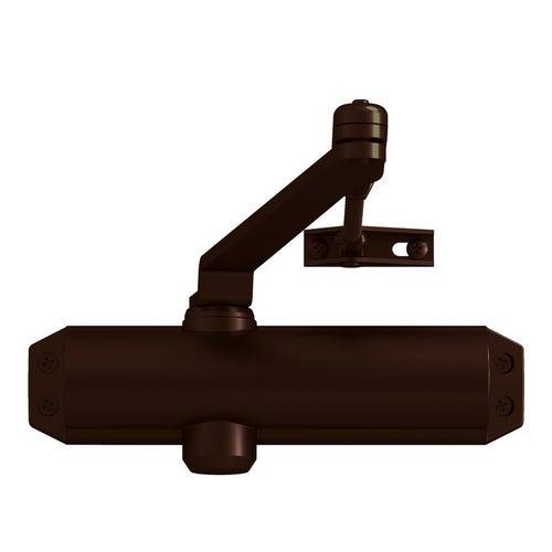 Samozamykacz nawierzchniowy DC120 80kg brązowy