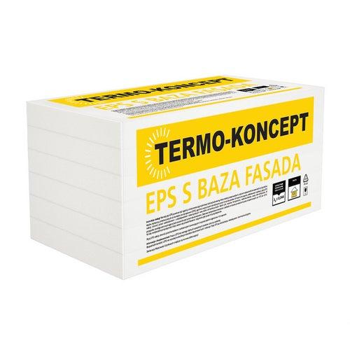 Styropian Termo-Koncept Płyta Styropianowa 20 cm frezowany EPS 0,044 W/(mK) 1,41 m2
