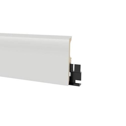 Listwa przypodłogowa Vigo 80 2200x80x15 biały