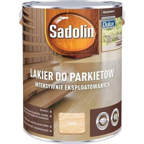 Sadolin Lakier do parkietów intensywnie eksploatowanych połysk  5L