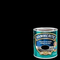Farba antykorozyja Hammerite czarny satyna 2,5l